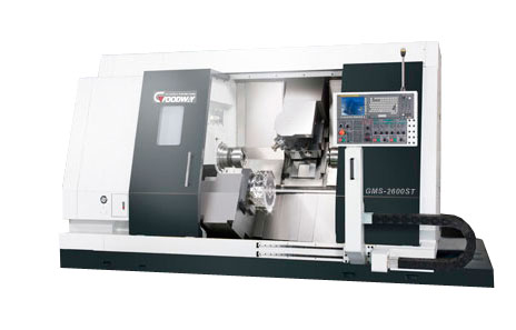 Goodway - Multi Axis CNC Turning Centers / Lathes - GMS Series